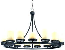 iron works lighting good company for chandelier and lamps ideas franklin bell cage 22 high metal