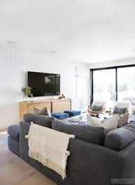love the gray denim upholstery amber lewis just the after client holla living room