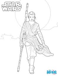Small Picture Star wars rey coloring pages Hellokidscom