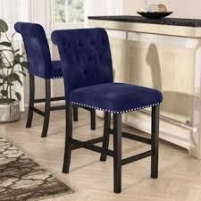 save navy blue bar stools45