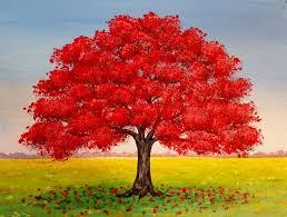 plush image acrylic painting