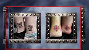 парные татуировки для лучших друзей
