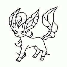 Kleurplaten Pokemon Ex