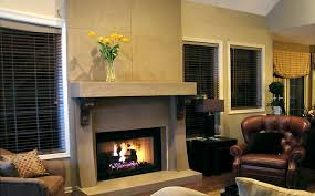 architects designers contractors learn about our trade program here a concrete fireplace surround