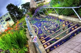 creative stairs street art 4 4