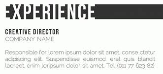 free resume fonts