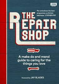 Wh Smith Paperback Chart The Repair Shop A Make Do And Mend Handbook By Karen Farrington Whsmith