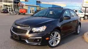 2015 Chevrolet Cruze 4dr Sdn LTZ | Boyer Chevrolet Lindsay - YouTube