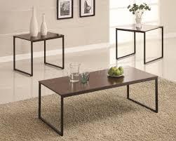 coffee table  best of modern metal coffee tables wood table