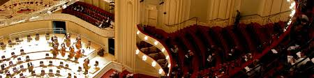 Plan Your Visit Chicago Symphony Orchestra
