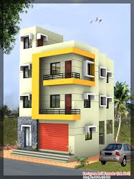 Latest Story House design at sq ft