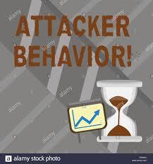 Word Writing Text Attacker Behavior Business Photo