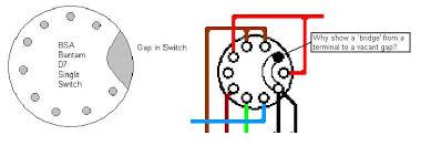 wiring d7 1963 d1 d3 d5 and d7 models forum bsa bantam club switch wiring1 jpg