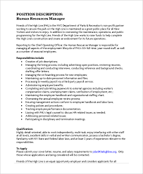 Resume Hr Manager Position Resume Tips For Human Resources Manager Best Human Resources Manager Resume