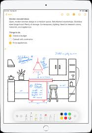 This is how it should look from the top. Draw In Apps With Markup On Ipad Apple Support