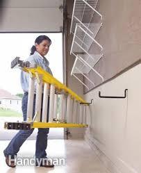 garage wall ladder hooks paulbabbitt com