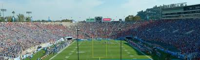Rose Bowl Stadium Tickets And Seating Chart