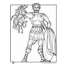 Small Picture Ancient Greek Gods and Greek Heroes Coloring Pages Greek Myt