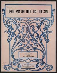 Notated Music, Available Online, 1920/1929, Richard, Hector | Library of  Congress