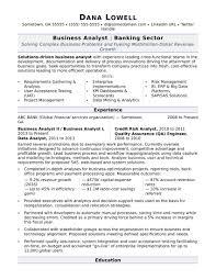 Elegant Business Analyst Resume Samples Madiesolution Com