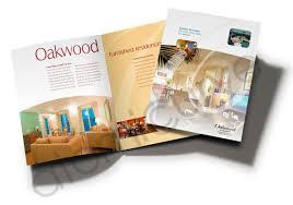 Brochure Cover Pages 8 Page Brochure Design Atomic Curve Design