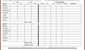 12 New Time Management Spreadsheet Twables Site