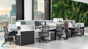 Modular Workstations Make Sense For Your Growing Business Modern Office Furniture
