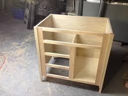 Free Bathroom Vanity Cabinet Plans