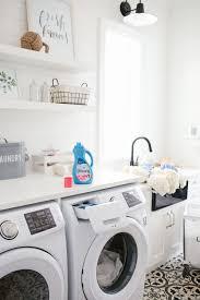 Outstanding black white laundry room ideas Washer Dryer Outstanding Black And White Laundry Room Ideas 02 Round Decor Outstanding Black And White Laundry Room Ideas 02 Round Decor