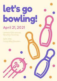 bowling invitation templates bowling event invitation eyerunforpob org