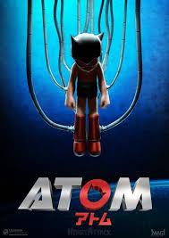 つながっている『ATOM』の鉄腕アトムの壁紙