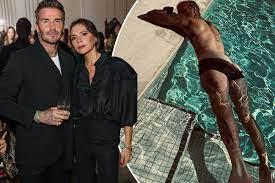 Victoria Beckham shares photo of David Beckham's bare butt