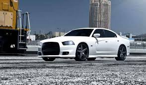dodge charger 2013 white. white dodge charger with vossen wheels by need4speed motorsports 2013