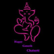 Ganesh Chaturthi T Shirts For Men And Women Editable Designs
