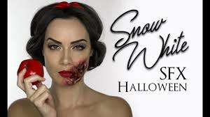 snow white sfx makeup halloween disney princess shonagh scott you