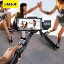 <b>Baseus 3-Axis Wireless Bluetooth</b> Selfie Stick – DBox Plus