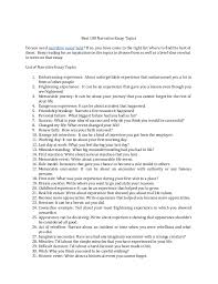 narrative essay idea university of iowa mfa creative writing qualities of a good essay writer