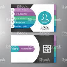 modern business card design template stock vector art  1 credit