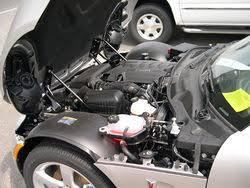 gm ecotec engine ecotec le5 engine in a 2006 pontiac solstice