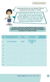 Contoh soal bahasa indonesia kelas 7 semester 1 dan semester 2 kurikulum 2013 untuk kisi kisi latihan soal uas mid semester berupa soal pilihan ganda dan essay semua bab 1, 2, 3, 4, 5, 6, 7 dst beserta kunci jawabannya dan pembahasannya lengkap. Kakak Tolong Bantu Jawaban Bahasa Inggris Kelas 7 Halaman 43 Brainly Co Id