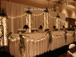 Decorating For A Wedding 27 Best Images About Wedding Head Table Ideas On Pinterest