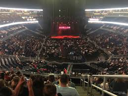 Amway Center Section 110a Concert Seating Rateyourseats Com