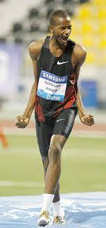 The two time olympian is looking to add gold to his collection of bronze and silver from london 2012 and rio 2016 repsectively. File Mutaz Essa Barshim 2011 Jpg Wikimedia Commons