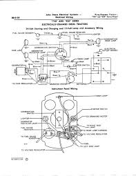 24 volt system yesterday s tractors excellent question teddy go to the head of the class lol if you look at the 24 volt john deere service manual sm 2029 wiring diagram as you follow this it