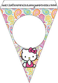 hello kitty birthday party printables hello kitty party free party printables images and papers oh my