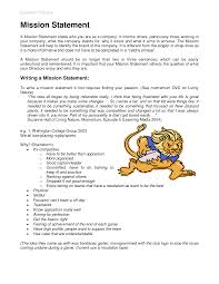 personal business plan mission statement order essay