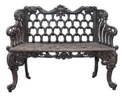 gothic bench classic art restoration