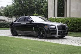 Rolls-Royce Ghost with a Mansory kit - Rare Cars for Sale BlogRare ...