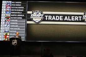 Nhl Draft Pick Value Chart Nhl Draft What Does It Cost To Trade Up Broad Street Hockey