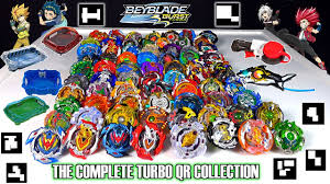 Beyblade burst turboriptide blast launcher & forneus f4 recolour qr code!check out my other videos for more beyblade burst app qr codes & gameplay all qr co. The Complete Beyblade Burst Turbo Qr Code Collection Stadiums Launchers Beyblade Sets And More Youtube
